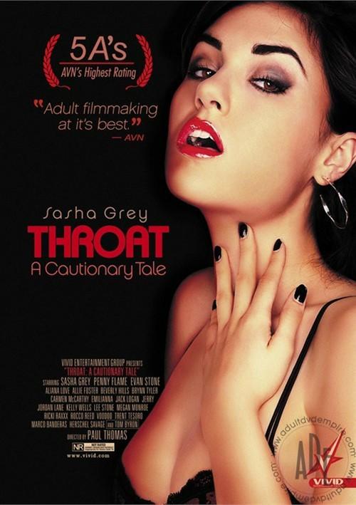Throat: A Cautionary Tale