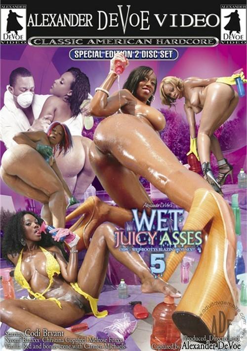 Wet Juicy Asses 5